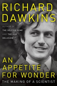 An_Appetite_for_Wonder_-_Richard_Dawkins_-_US_book_jacket
