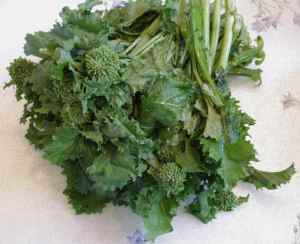 i-broccolirabe