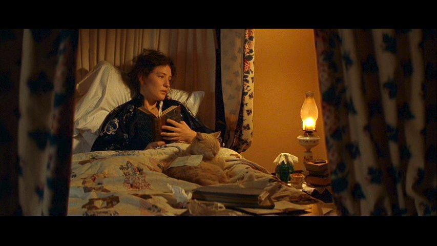 Oscar and lucinda sex scene