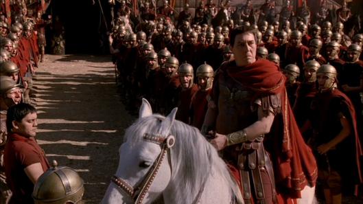 Caesarhorsebackparade