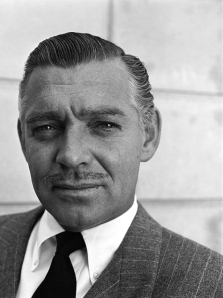 Portrait Of Clark Gable