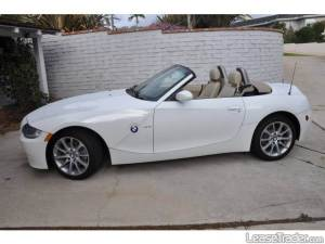 2008-BMW-Z4-3.0i-Roadster-White