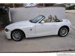 2008-BMW-Z4-3.0i-Roadster-White