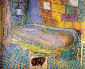 bonnard nude in bathtub 1941-6