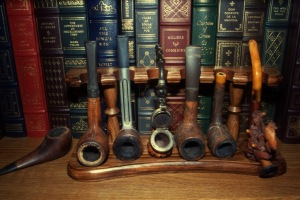 Vintage Pipes and Cheroot Holder Mariette's Back to Basics 2