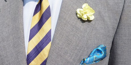 Boutonniere-On-A-Suit