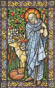 st ciaran stained glass