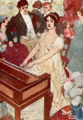 Edmund Dulac 1904