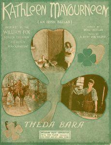 Sheet_music_cover_-_KATHLEEN_MAVOURNEEN_(1919)